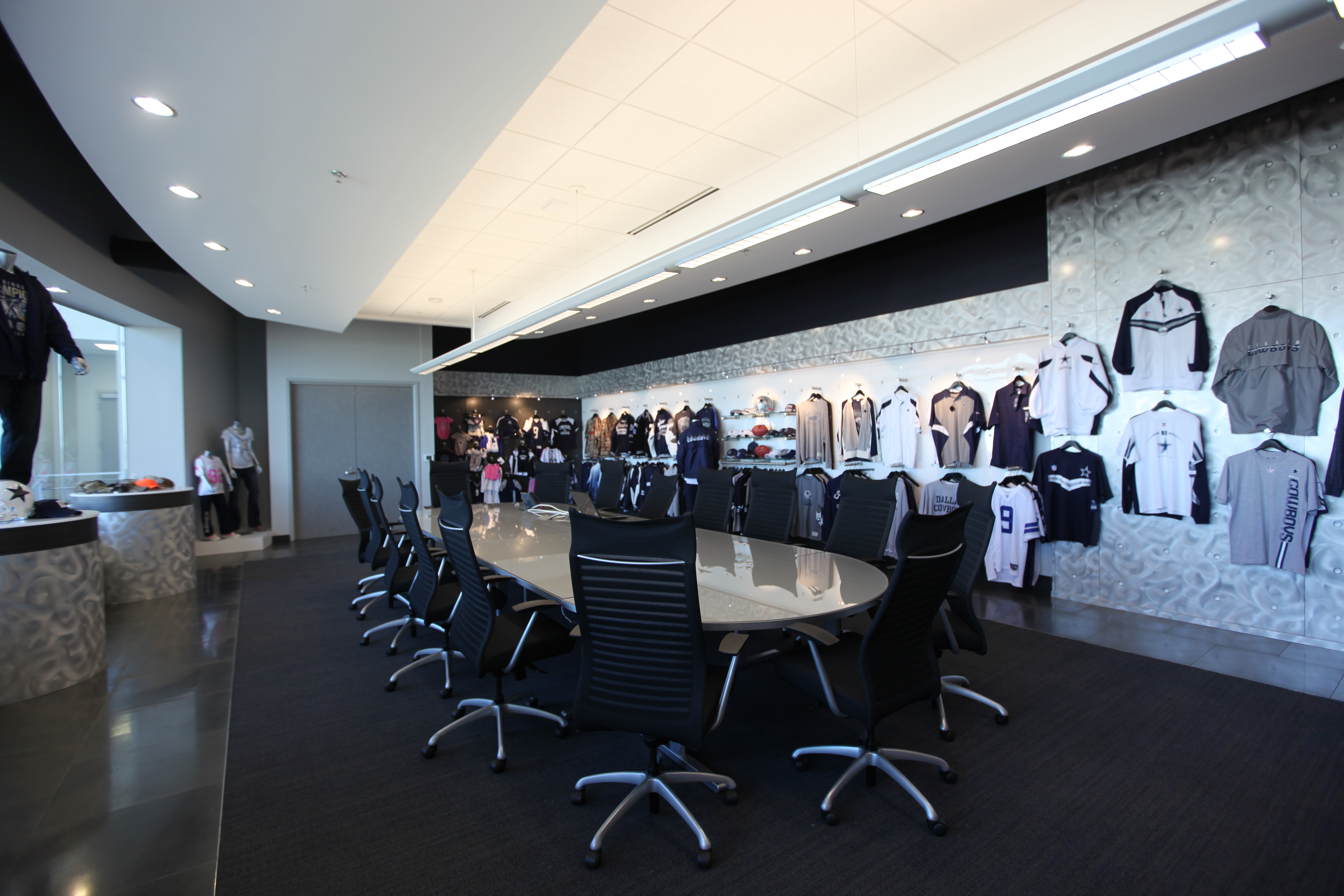 Dallas Cowboys Merchandising Peinado