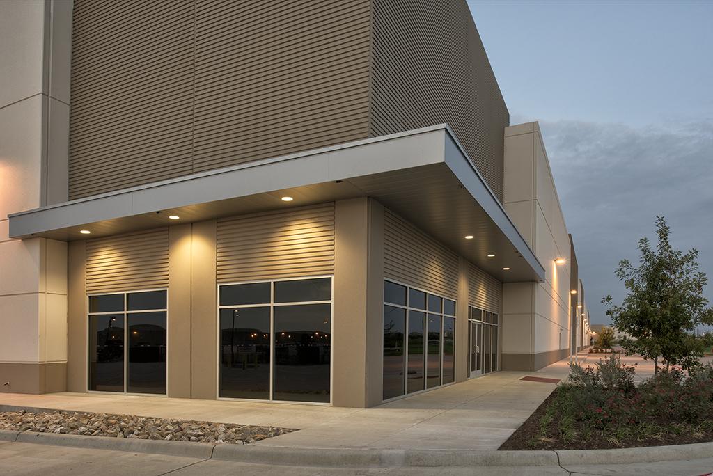DFW Global Logistics Buildings C & D – Peinado Construction