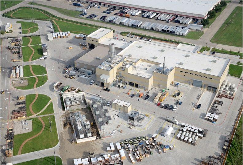 Solar Turbines New Product Center Peinado Construction